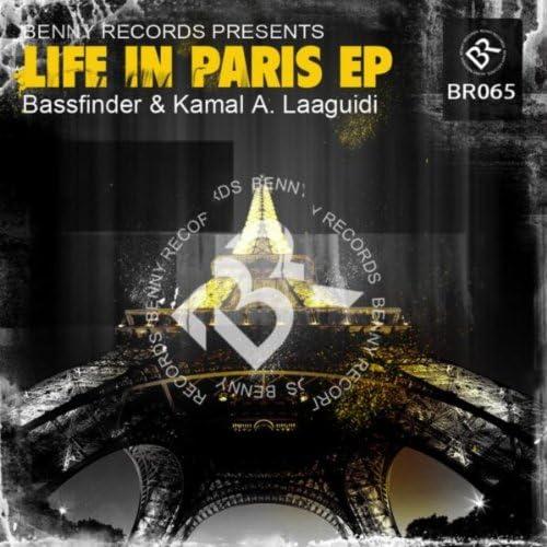 Bassfinder & Kamal A. Laaguidi