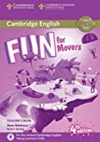 Fun for Movers. Teacher's Book with downloadable audio. 4th Edition
