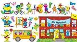 Scholastic Monsters Back to School Bulletin Board (TF8415)