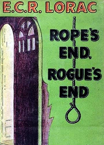 Rope's End, Rogue's End (English Edition)