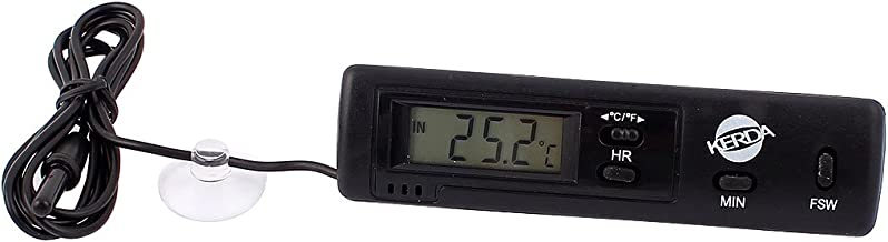 uxcell® 0-40 Celsius Range Tank Submersible Dial Index Thermometer