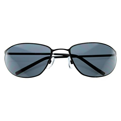 7c29b443f45 zeroUV - Matrix NEO Metal Wire Frame Glasses Movie Inspired Sunglasses