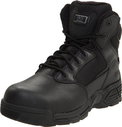 Magnum Men's Stealth Force 6.0 Sz Comp Toe Boot,Black,8 M US