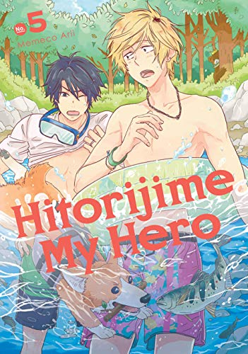 Hitorijime My Hero Vol. 5 (English Edition)