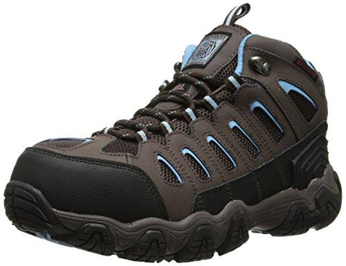 Skechers for Work Blais-EBZ Steel-Toe Hiking Shoe