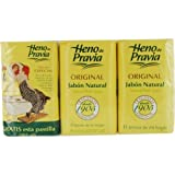 HENO DE PRAVIA SET OF 2 SOAPS PLUS 1 FREE AND EACH IS 4 OZ WOMEN by Tayongpo