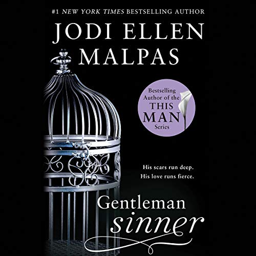 Gentleman Sinner audiobook cover art