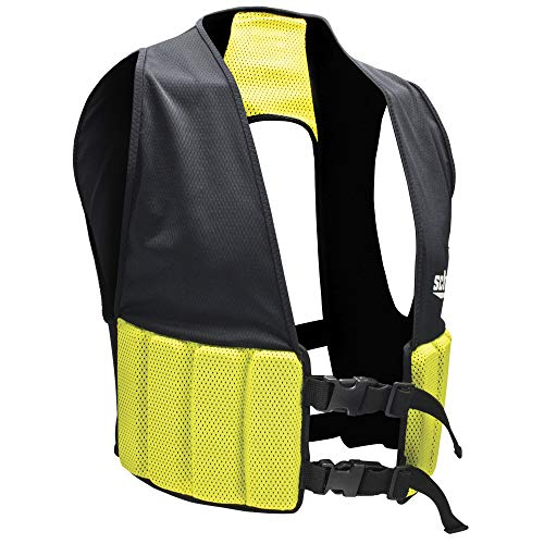 Schutt Sports Lightweight Football Rib Protector Vest, Medium, Youth