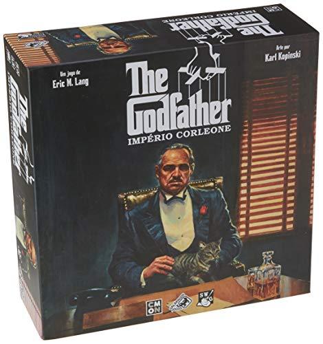 The Godfather: Império Corleone - Galápagos Jogos