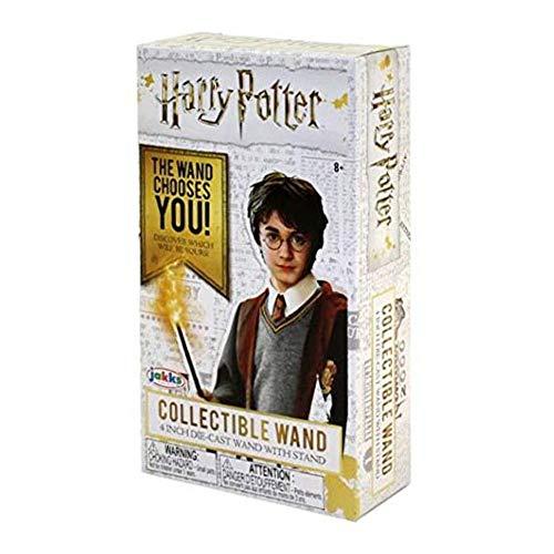 Jakks Pacific 50129 Harry Potter Blind Box Die Cast Wands Toy,10cm