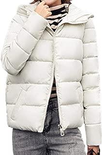 [スカイシイ] オーバーシルエット ダウンジャケット カジュアル 軽量 厚手 冬 レディース M~XL