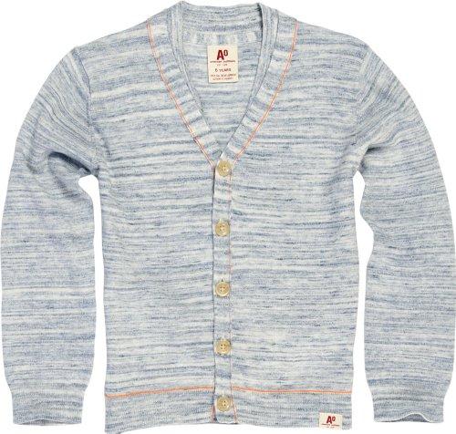 American Outfitters Jungen Jacke, Blau, Größe 98 - 104