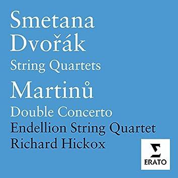 Dvorak/Smetana/Martinu - String Works