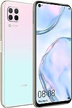 "HUAWEI Nova 7i Smartphone,Dual SIM,128 GB ROM, 8 GB RAM,48MP,4200 mAh,6.4"" Display  - Sakura Pink"