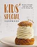 Kids' Special Cookbook: Recipes Straight from The Land of The Rising Sun