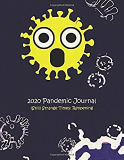 2020 Pandemic Journal: A Diary Of (Still) Strange Times - Reopening