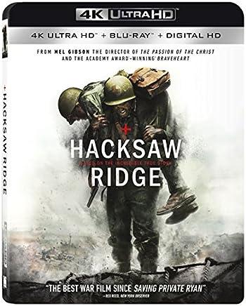 Hacksaw Ridge 4K Ultra HD [Blu-ray + Digital HD]