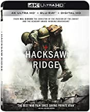Hacksaw Ridge 4K Ultra HD