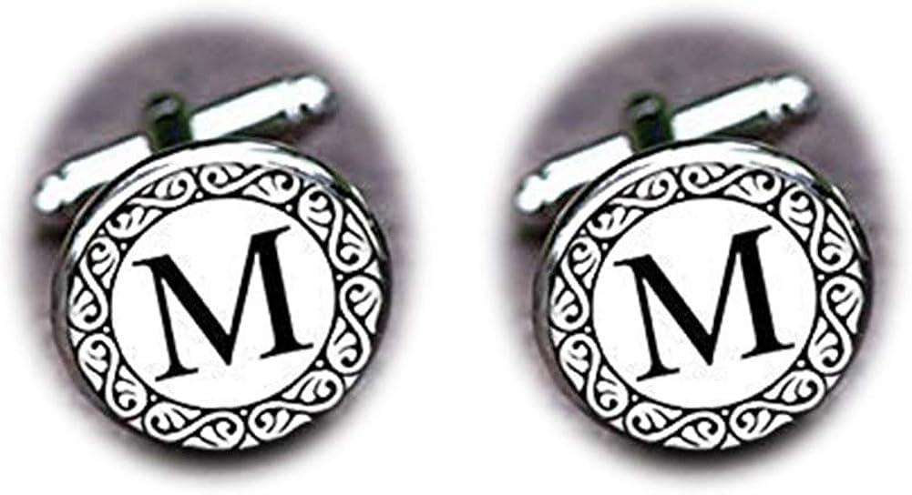 Bloody devil Wedding Cufflinks,Custom Letter Monogram Max 73% OFF Cuffl famous