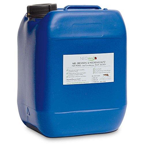 Natural bio Stimular Bremsen- und Mückenschutz 5 Liter