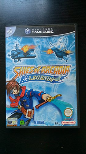Skies of Arcadia Legends [Import]