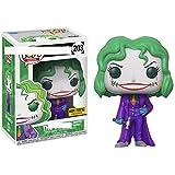 QToys Funko Pop! DC Heroes #203 The Joker Exclusive Chibi...