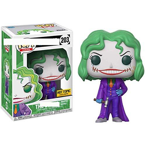 Gogowin DC Heroes #203 Figura Chibi exclusiva del Joker