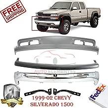 Best 01 silverado front bumper Reviews
