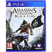 Assassin S Creed Iv Black Flag Ps4 Games Cheapest Uk Prices On