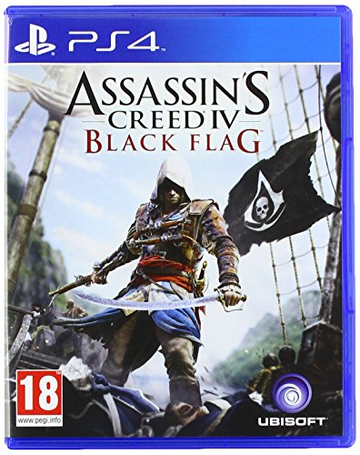 Assassin's Creed Playstation Hits Black Flag (PS4)