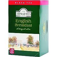 AHMAD TEA (アーマッドティー) イングリッシュブレックファースト (2g×20P)×3箱
