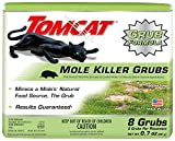Best Grub Killers - Tomcat Mole Killer Grubs, 8 Pack Review