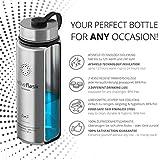 Trinkflasche ACTIVE FLASK von BeMaxx Fitness - 4