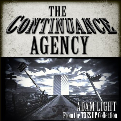 The Continuance Agency audiobook cover art