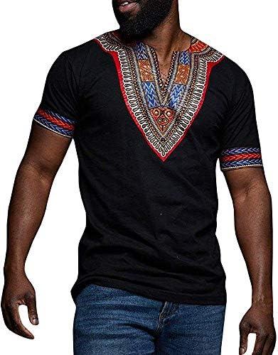 African print shirts men _image2