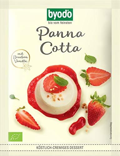Byodo Bio Panna Cotta Classico (2 x 500 ml)