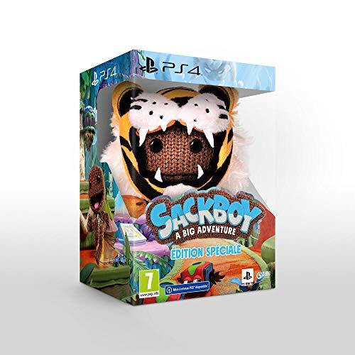 Sackboy A Big Adventure! Special Edition (PS4)
