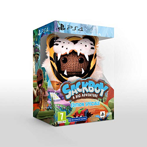 Sackboy A Big Adventure! Special Edition (PS4)
