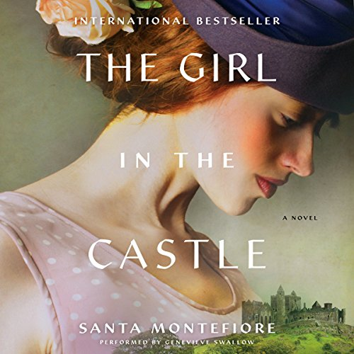 The Girl in the Castle audiobook cover art