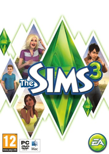 The Sims 3 (PC/Mac DVD) [Edizione: Regno Unito]