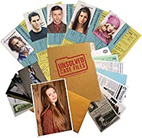 UNSOLVED CASE FILES   Banks, Jamie - Cold Case Murder Mystery Game   Can You Solve The Crime?