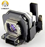 ET-LAX100lampe de projecteur avec boîtier de remplacement pour vidéoprojecteur Panasonic Pt-ax100Pt-ax200Pt-ax100e...