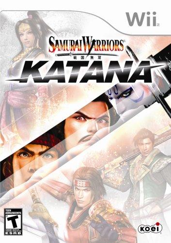 Samurai Warriors: Katana - Nintendo Wii