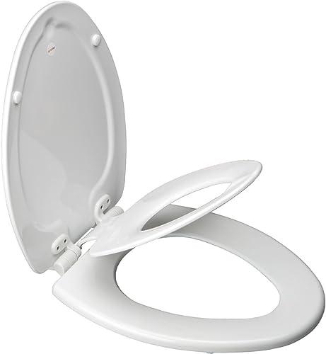 wholesale Bemis online 1483SLOW 000 Elongated NextStep SLOW outlet sale Closing Potty Seat, White online sale