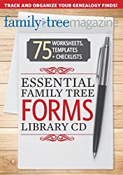Family Tree Magazine Essential Family Tree Forms