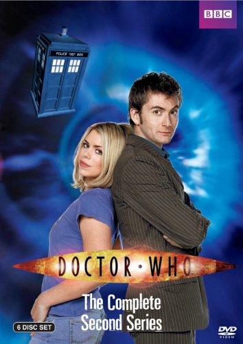 doctor who season 2 dvd - 1