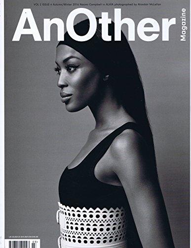 AnOther Magazine [UK] Autumn - Winter Ter 16 2016 (単号)