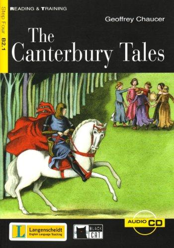 RT.CANTERBURY TALES+CD: The Canterbury Tales + Audio CD