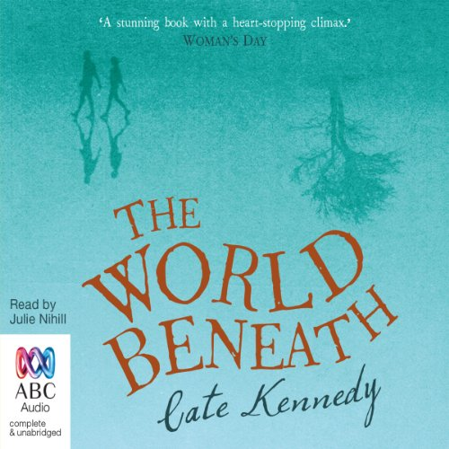 The World Beneath audiobook cover art