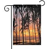 jiaxingdalin Pasut Beach Bali Die Schwarze Sandstrand-Willkommensflagge Wetterfeste Gartenflaggen Regensichere Saisonflagge Dauerhafte Verandafahne Große Außenflagge
